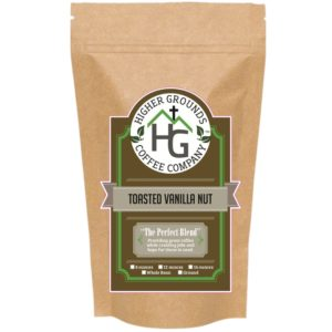Toasted Vanilla Nut